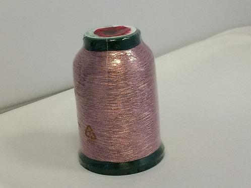 Metallic Embroidery Thread - 1000m Lavender