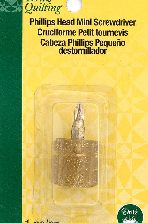 Mini Phillips Screwdriver