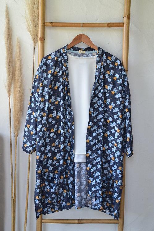 Kimono EMAE bleu
