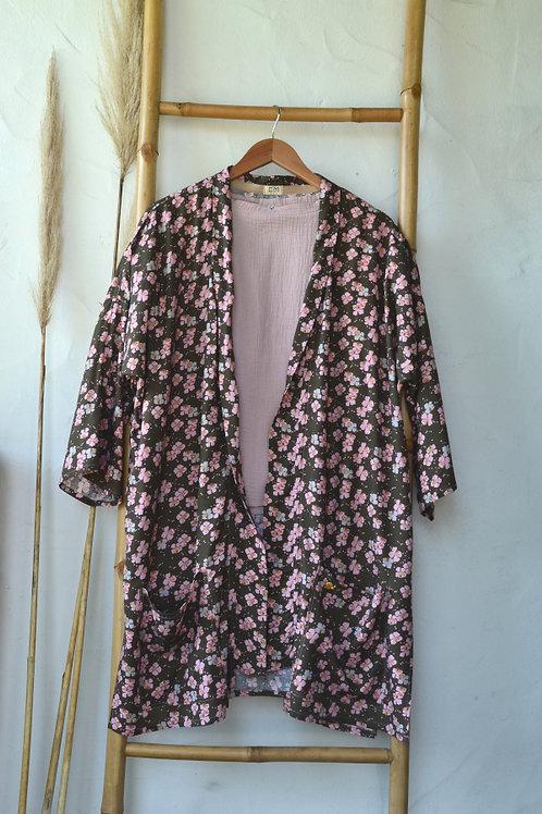 Kimono EMAE rose
