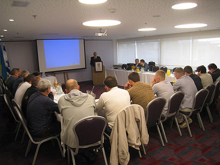 Seminar for farmers of Poltava