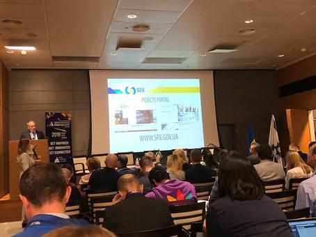 Israeli Ukrainian Innovation Expo 2018 in Tel Aviv