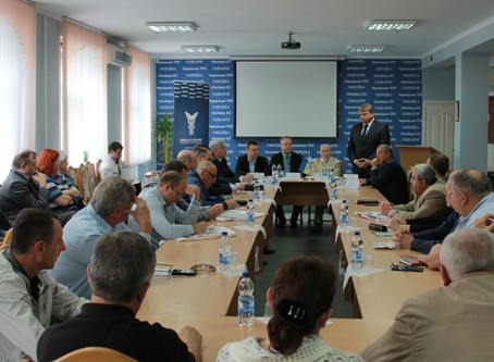 В Черкасской ТПП рассказали о новаторских технологиях в сельском хозяйстве Израиля