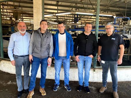 Холдинг Kusto Agro знакомится с агро технологиями в Израиле