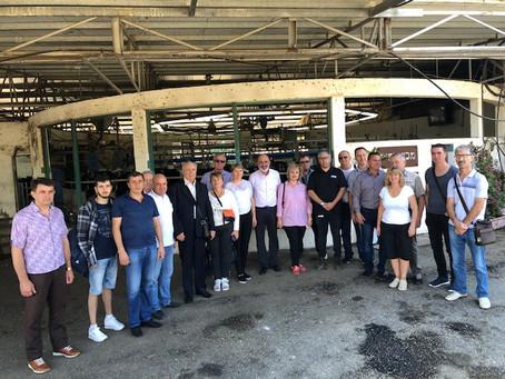 Аграрии Кировоградщины знакомятся с агро инновациями в животноводстве
