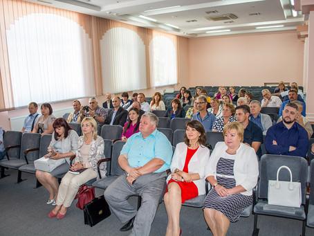 Семинар по агротехнологиям в Кировоградской ТПП