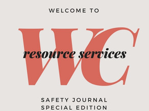 WCRS - Safety Journal Special Edition