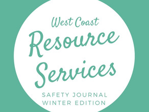 WCRS - Safety Journal Winter Edition