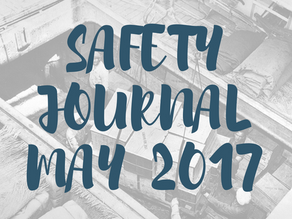 WCRS - Safety Journal May 2017