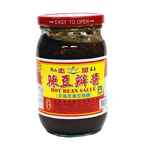志斌辣豆瓣醬 230g