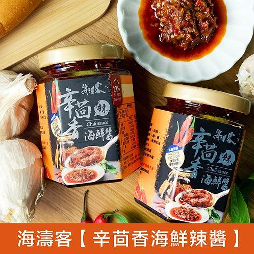 海濤家 - 辛茴香海鮮醬 180g