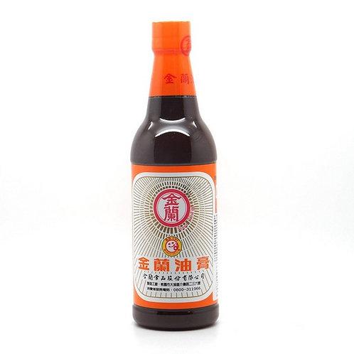 金蘭醬油膏 590ml