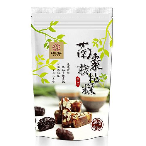 櫻桃爺爺 - 原味南棗核桃糕230g