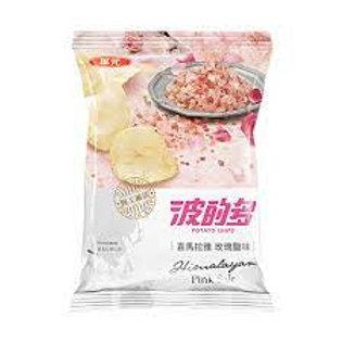 華元 波的多喜馬拉雅玫瑰鹽味 43g