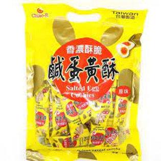 巧益 原味鹹蛋黃酥 230g