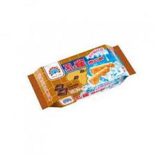 孔雀 - 捲心餅 - 巧克力 63g