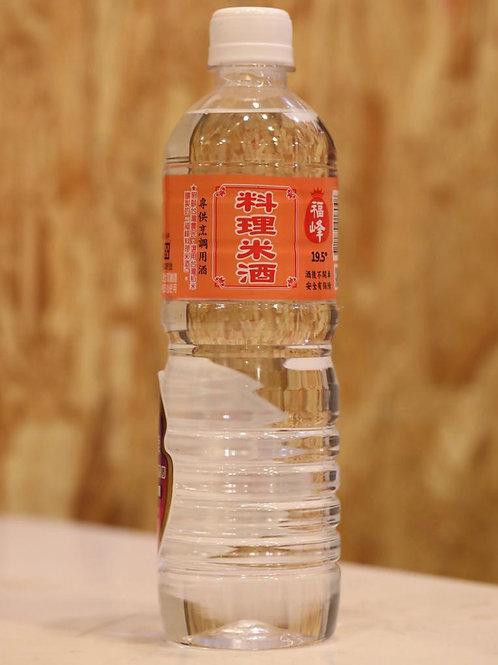 福峰台灣米酒(600ml)(買滿$2000免運費,離島除外)