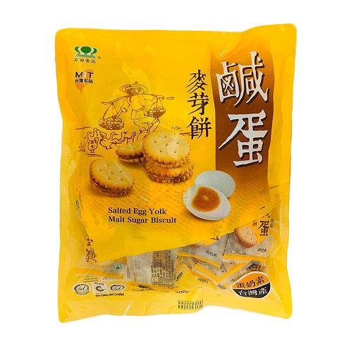 昇田鹹蛋麥芽餅  500g