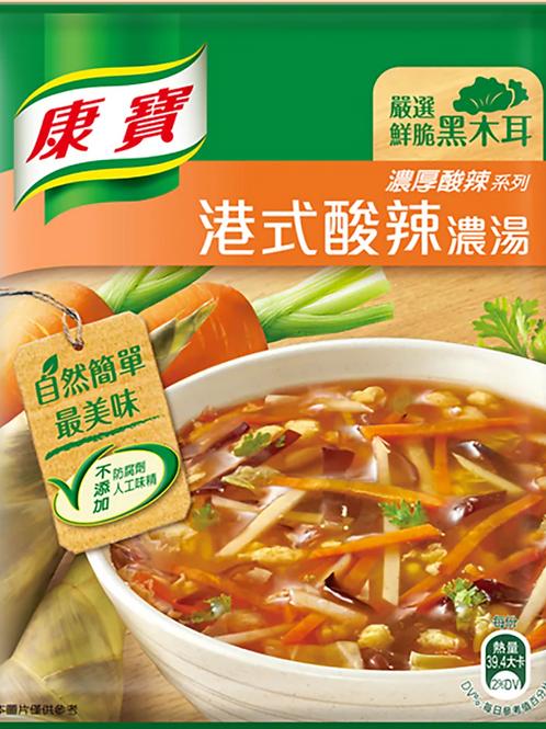 康寶 港式酸辣濃湯 11.6g