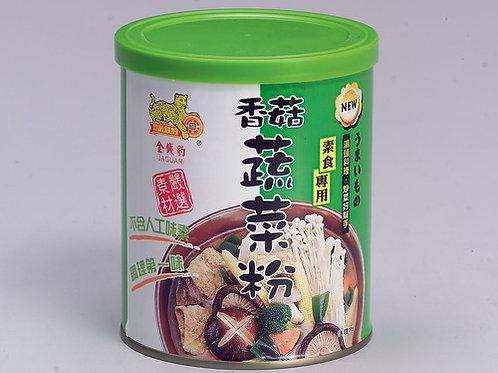 金錢豹 香菇蔬菜粉 250g