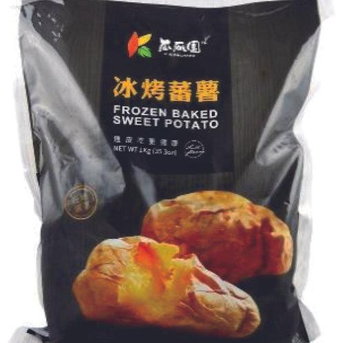 瓜瓜園冰烤番薯1kg(已熟)