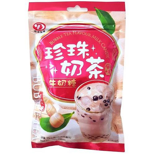 綠得 - 珍珠奶茶風味牛奶糖75g
