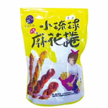 小琉球麻花捲~原味 160g