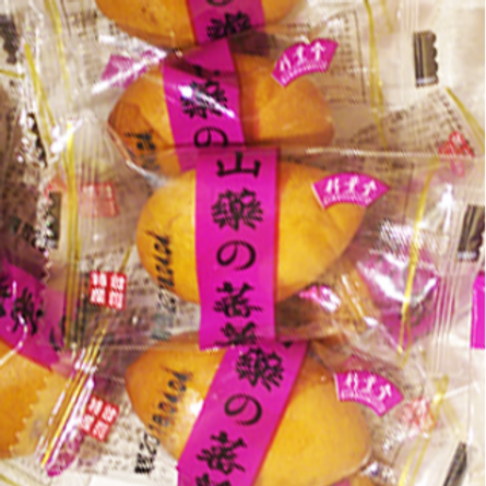 竹葉堂山藥蜜蕃薯(1包15粒)
