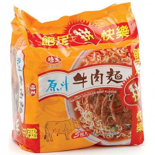味王 牛肉湯麵 82g
