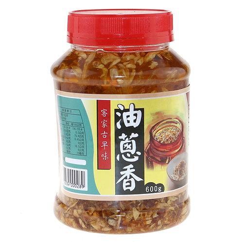 古早味油蔥酥(500g)(買滿$2000免運費,離島除外)