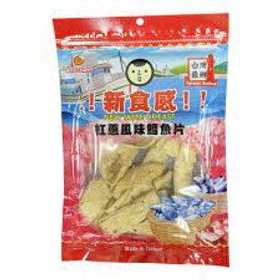巧益 - 紅蔥風味鱈魚片90g