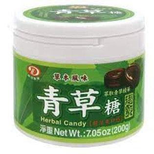 綠得 - 超涼青草喉糖200g