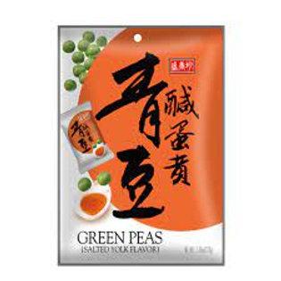 盛香珍 鹹蛋黃青豆 220g