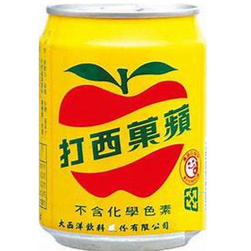 蘋果西打(6罐裝)(每罐250ml)(買滿$2000免運費,離島除外)