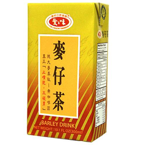 麥仔茶(6包裝)(每包300ml)(買滿$2000免運費,離島除外)