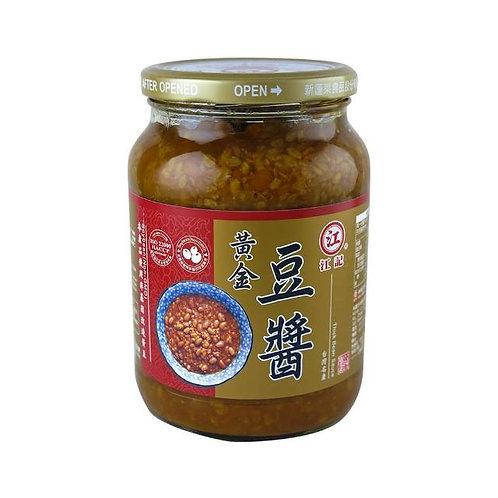 江記黃金豆醬 370g