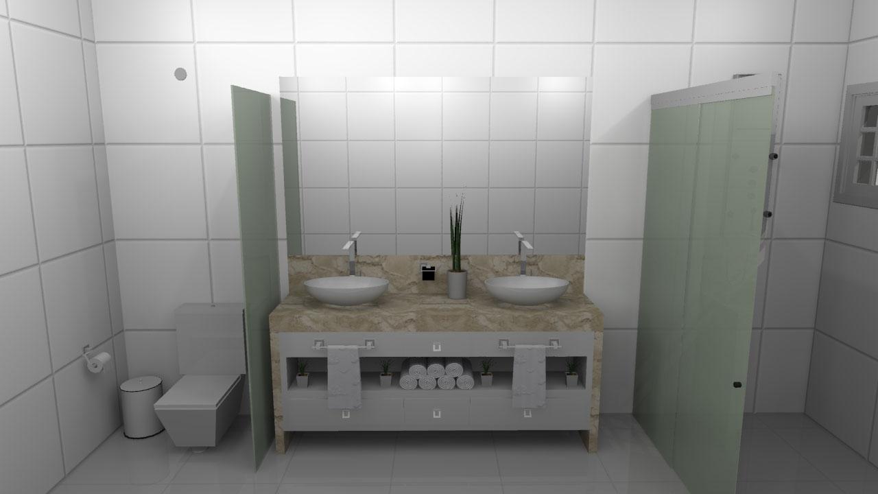 Banheiro-Suíte
