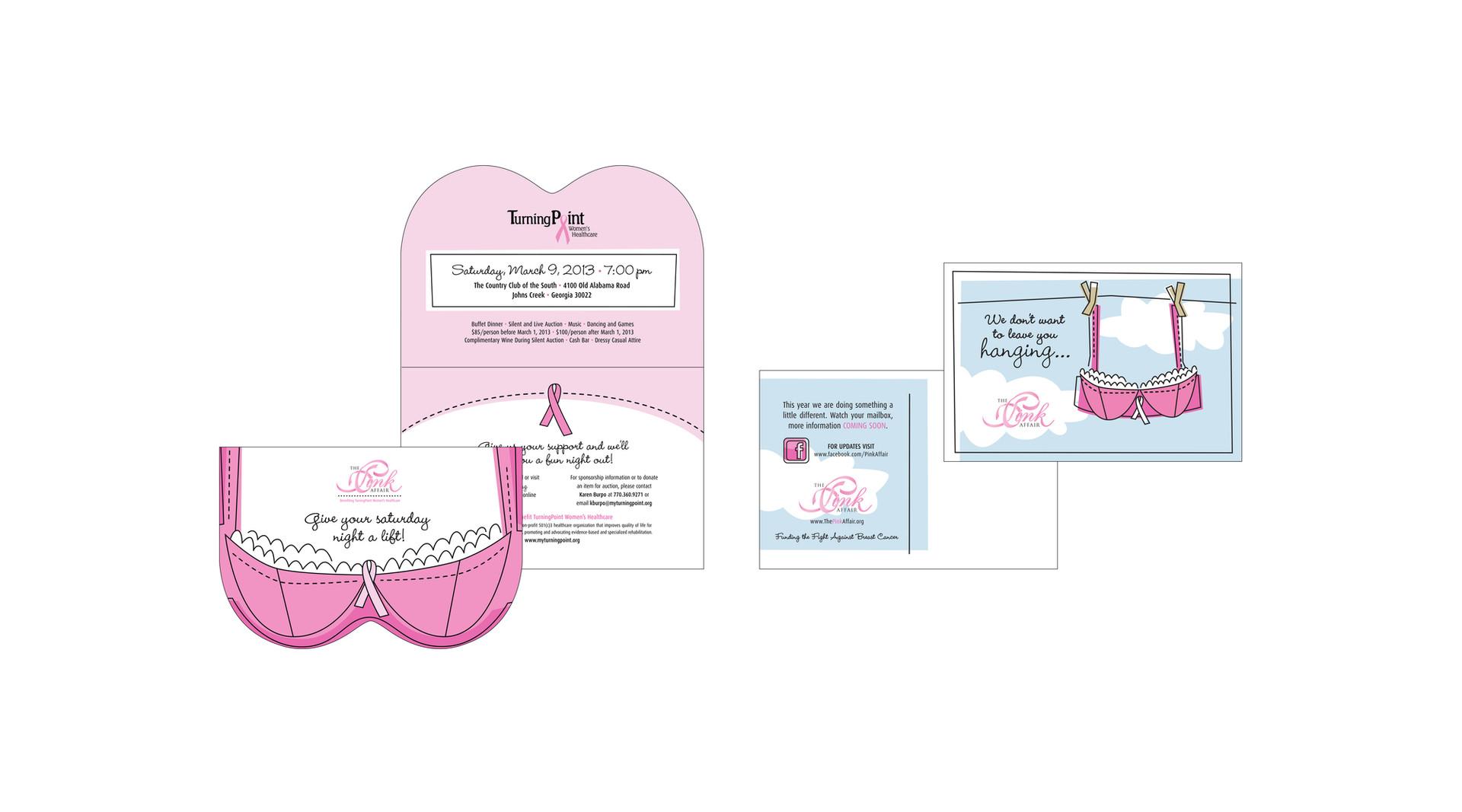 nonprofit invitation design