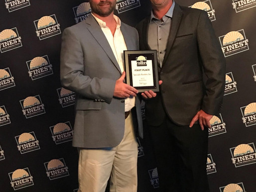 Specialty Roofers Named Finest on the Emerald Coast