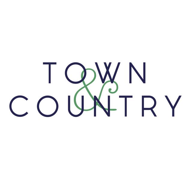 Town & County Logo