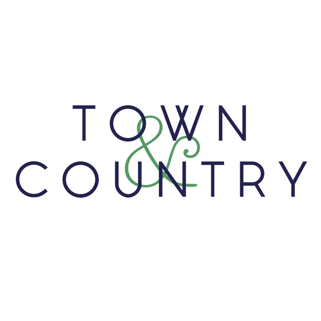 Town & County Logo