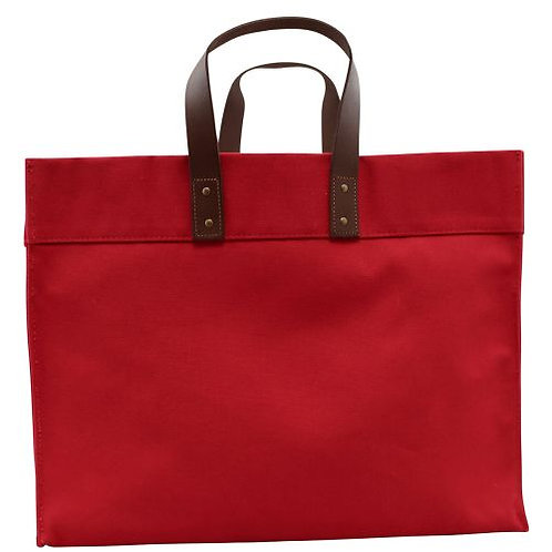 Red Advantage Utility Tote