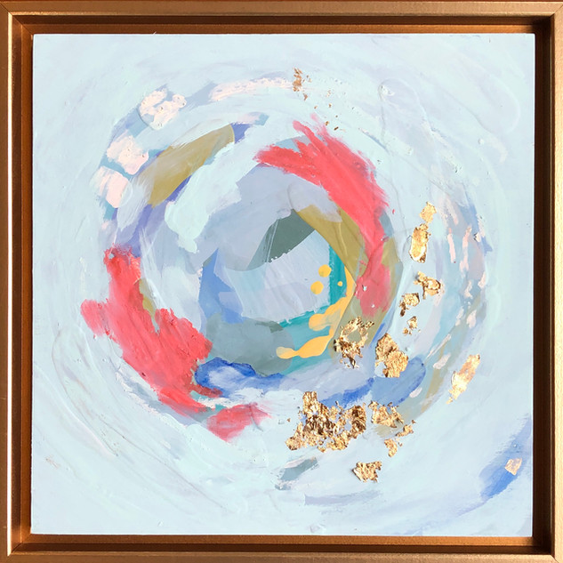 Copy of Under the Sea 10x10 $110 (framed