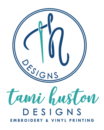Tami Huston designs logo