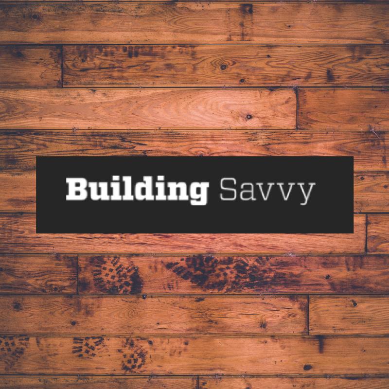 Building Savvy