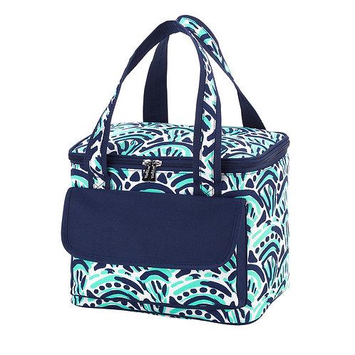 Navy Cooler Bag