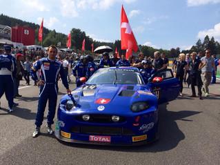 Saison 2014 : Retour sur les 24 Heures de Spa-Francorchamps