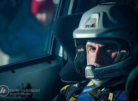 Jonathan Hirschi change de co-pilote.