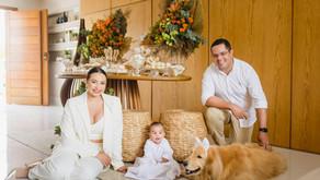 Inspiração de Batizado: Decoração  Fotografia em Aracaju
