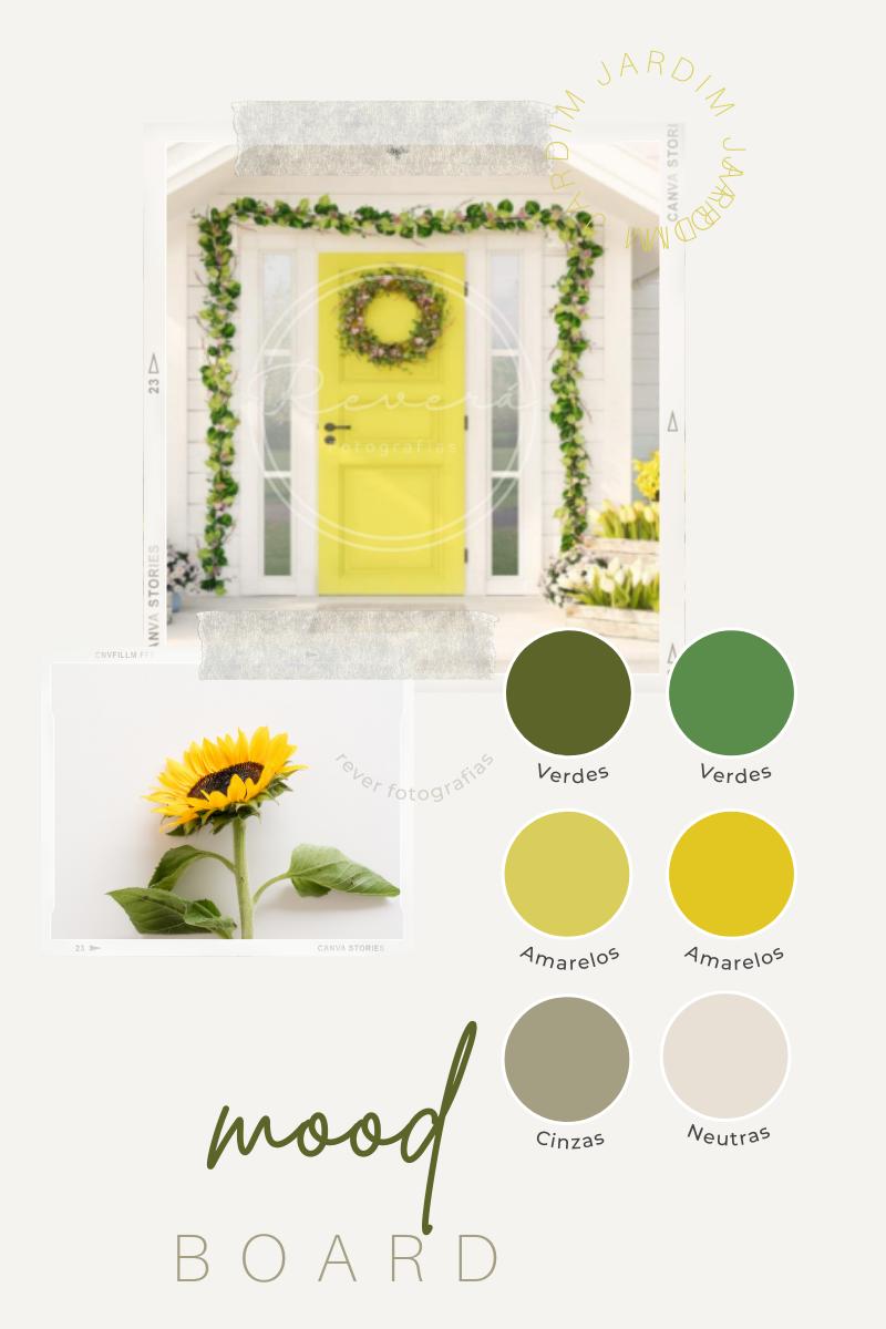 cores para combinar com o cenário de dia das mães